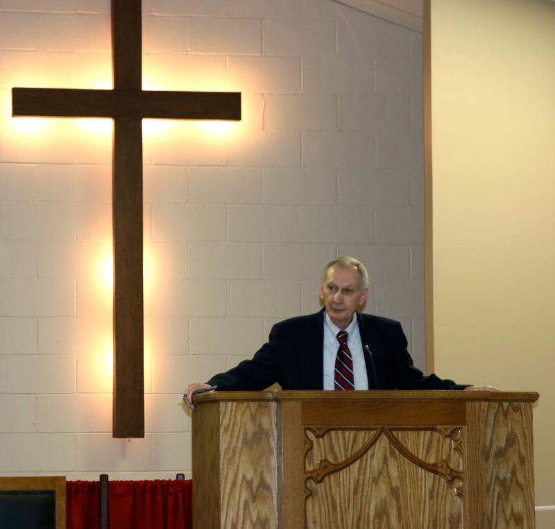 Dr. Gary Clark, Hoisington Bible Church